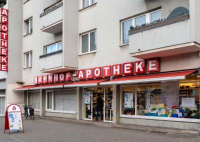 Ladenanicht Bahnhof-Apotheke