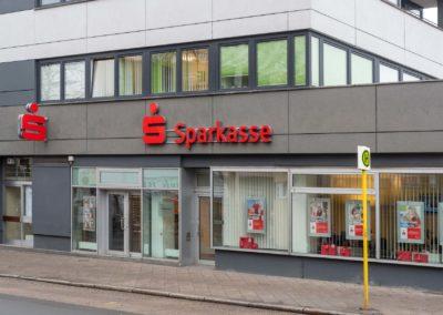 Außenansicht Sparkasse Goltzstraße Lichtenrade