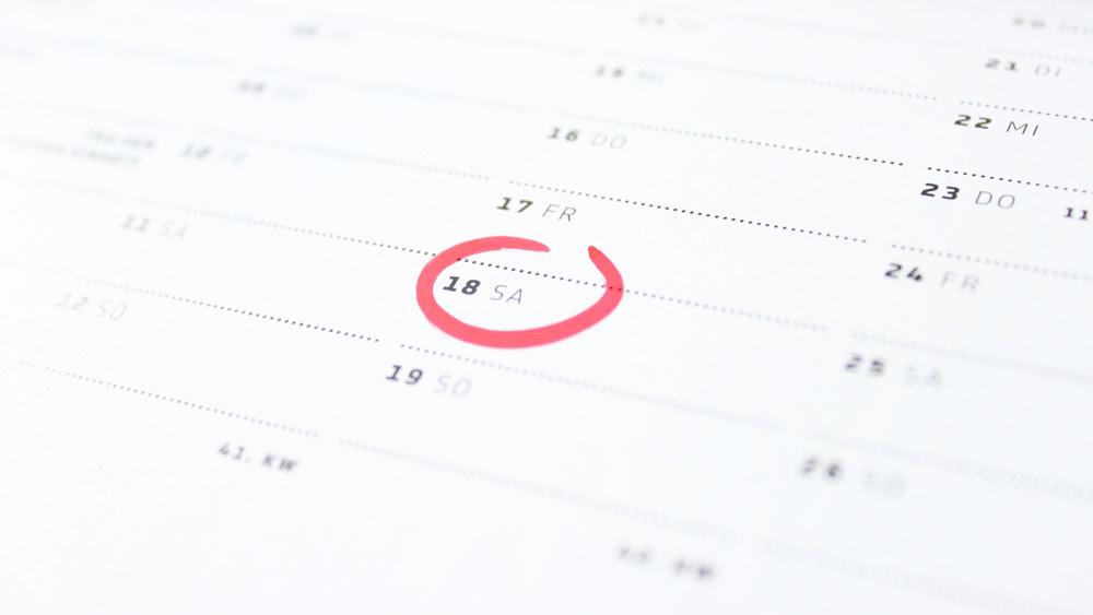 Termine Kalender