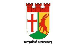 Stadtwappen Tempelhof-Schöneberg