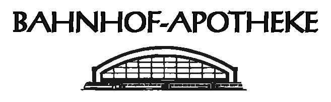 Logo Bahnhof-Apotheke