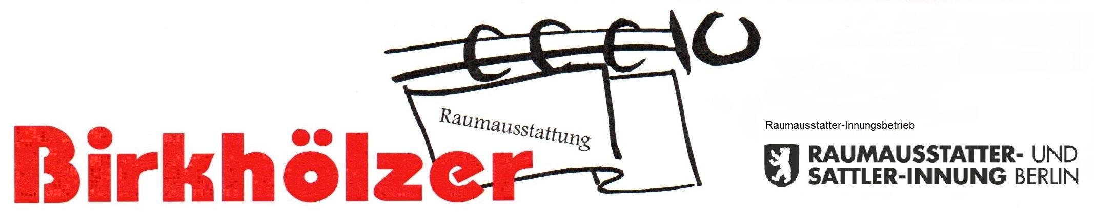 Logo Birkhölzer Raumausstatter