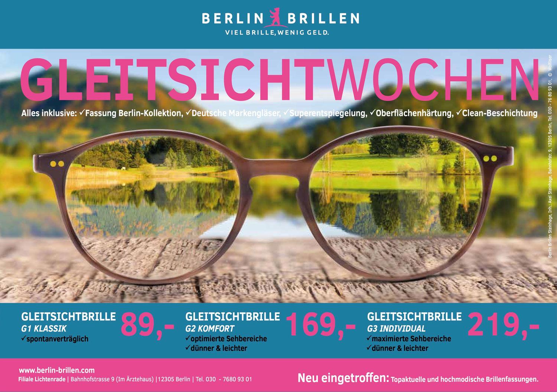 Berlin Brillen Angebot Juni 2020 Gleitschichtwochen