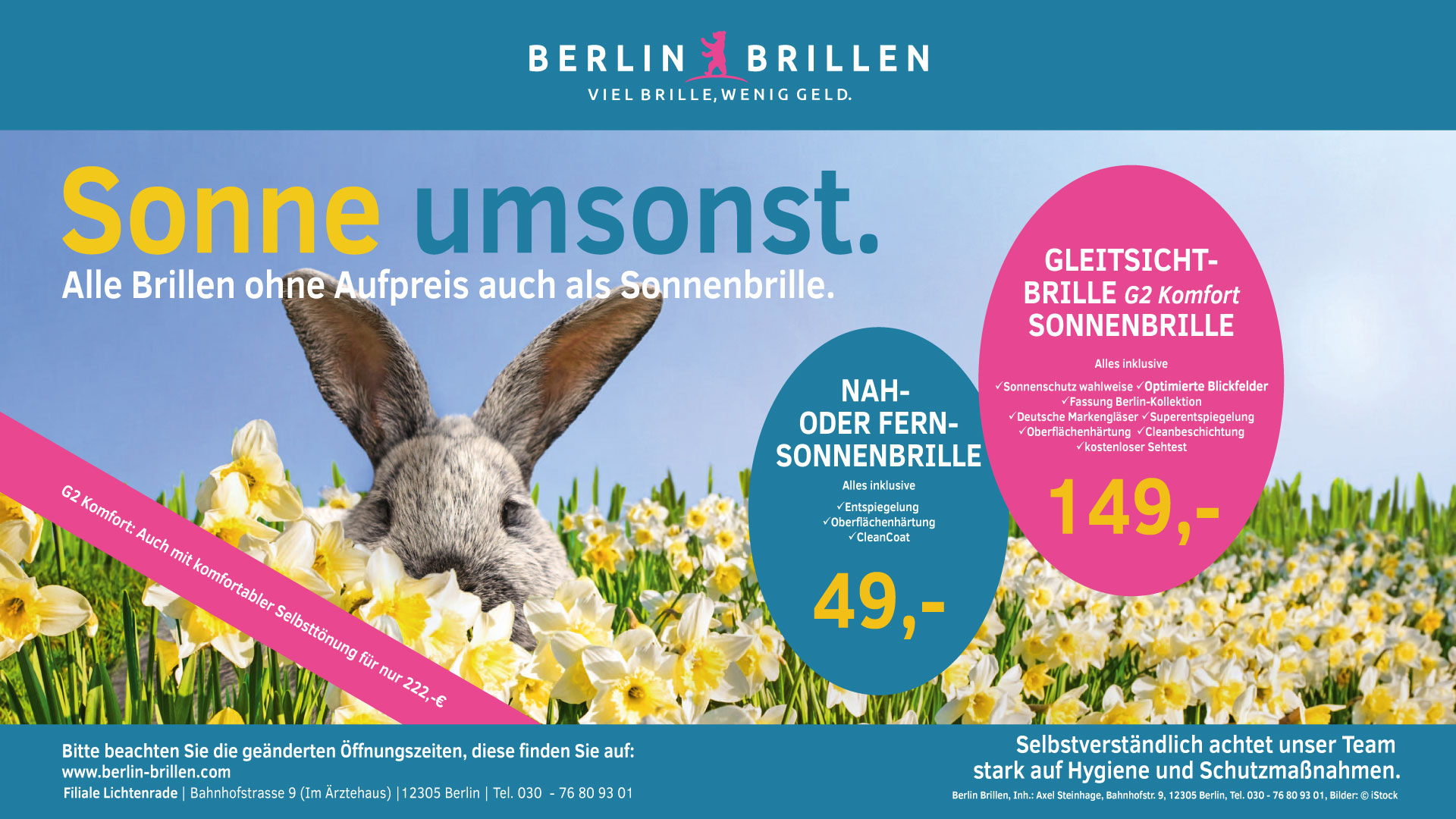 Angebot März/April 2021